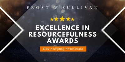 Frost & Sullivan - Excellence in Resourcefulness Awards