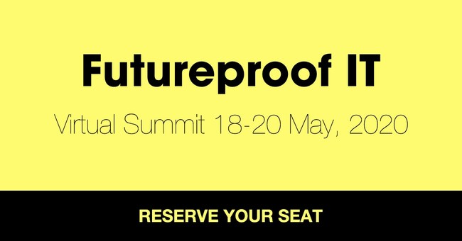 Futureproof IT Event Information