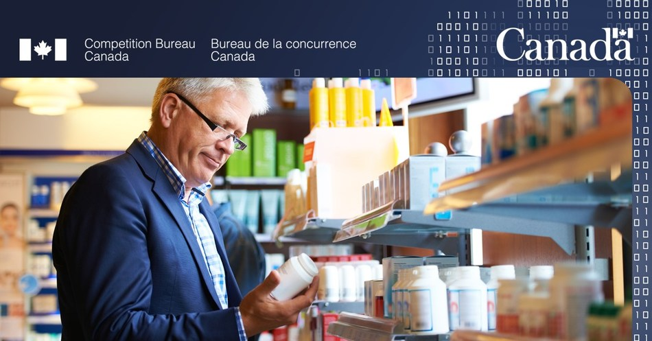 Competition Bureau protects consumers from the potential harm of NuvoCare's weight loss claims (CNW Group/Competition Bureau)