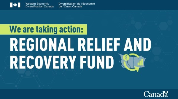 Regional Relief and Recovery Fund (CNW Group/Western Economic Diversification Canada)