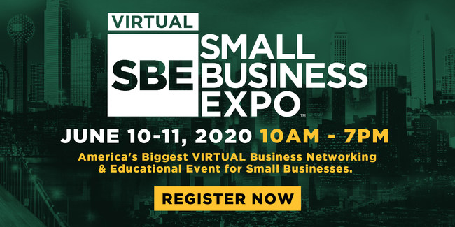 Register Now for the Virtual Small Business Expo.