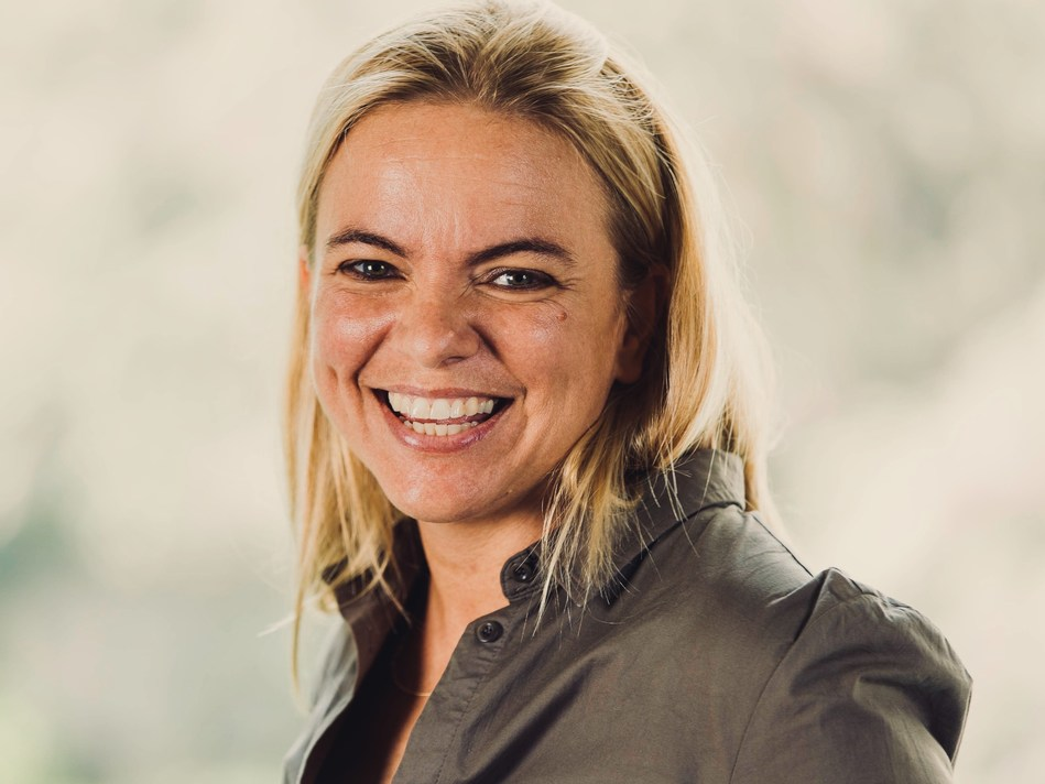 Garance Wattez-Richard, CEO AXA Emerging Customers and winner of the 2020 Geneva Association Women in Insurance Award