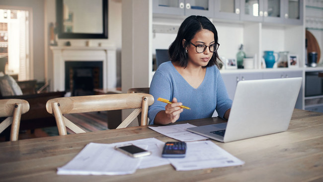 Forty-eight percent of employees working from home now say they'd like to continue working from home, according to a new employee survey from The Grossman Group
