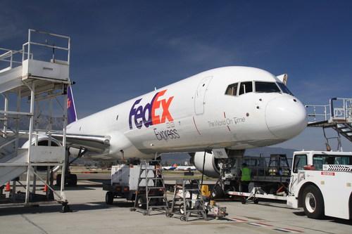 Ontario International Airport freight volume rose 26% in April