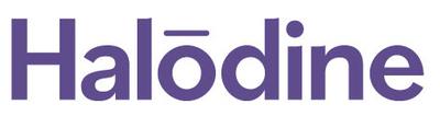 Halodine Logo White