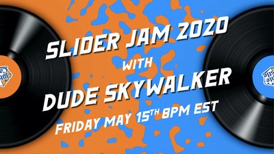 """White Castle will sponsor its first-ever virtual dance party on Friday, May 15, 2020, starting at 8 p.m. EST. The party, called """"Slider Jam,"""" headlines White Castle's National Slider Day celebration, serving as a way to thank its team members for their work during the pandemic and to raise money for the National Restaurant Association's Restaurant Employee Relief Fund."""