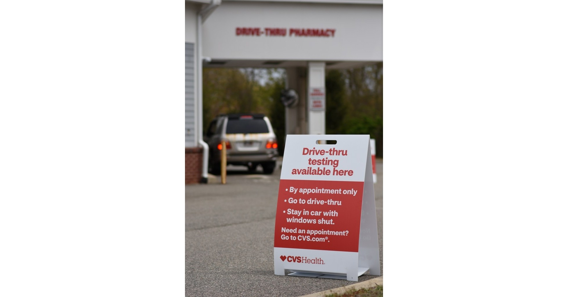 Cvs Health Opens 12 New Drive Thru Test Sites In Connecticut As Part Of Nationwide Covid 19 Response