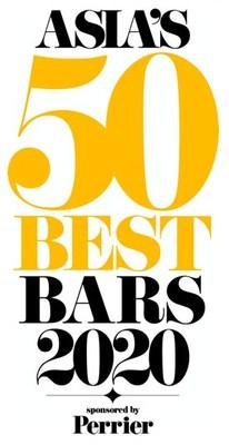 (PRNewsfoto/Asia's 50 Best Bars 2020)