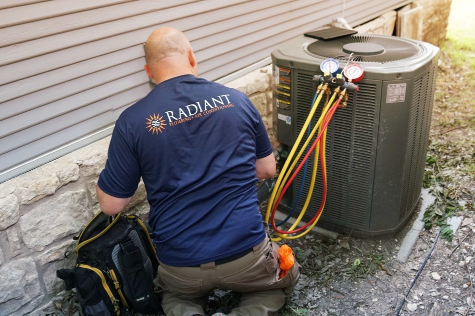 Radiant Plumbing and Air Conditioning reminds Austin homeowners that indoor air quality should be a priority during National Asthma Awareness Month in May.