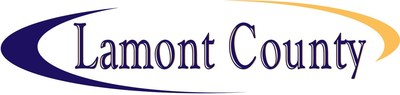 Lamont County Logo (CNW Group/The Transition Accelerator)