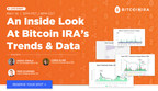 Bitcoin IRA™ Announces Live Webinar To Unveil Recent Market Trends & Platform Transaction Data