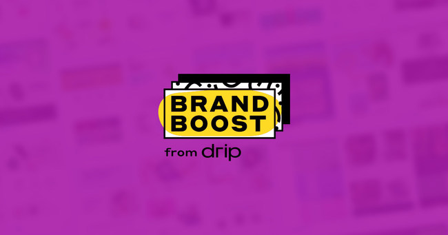 Drip's Brand Boost program is helping keep ecommerce independent by encouraging shoppers to patron independent online brands.