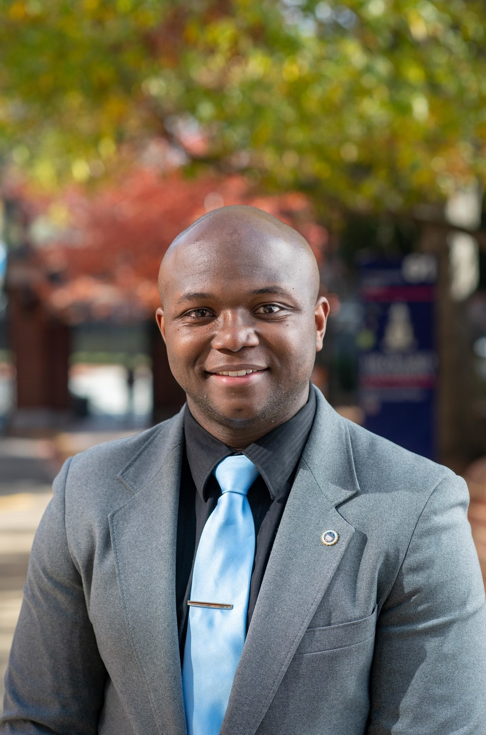 Howard University senior journalism student Virgil Parker will participate in the Charles B. Rangel International Affairs Summer Enrichment Fellowship Program. He is one of 15 fellows appointed following a highly competitive nationwide selection process.