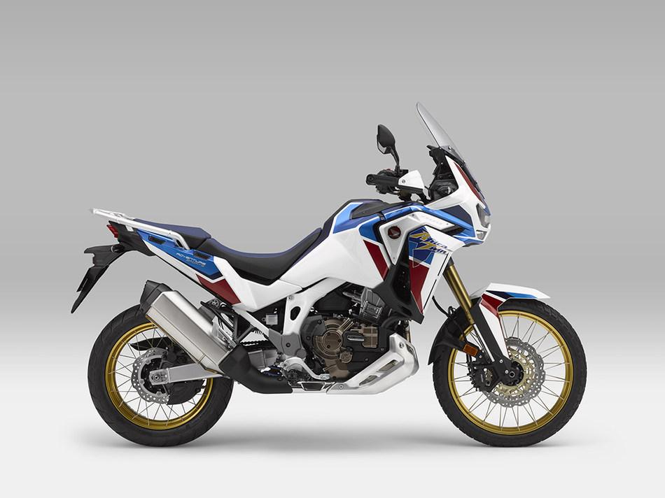 Llegan a México las esperadas Honda Africa Twin y Africa Twin Adventure Sports 2020 CRF1100L