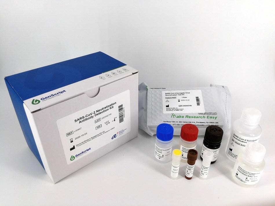 cPass™, the surrogate virus neutralisation test (sVNT) kit to detect the novel coronavirus (COVID-19) infection