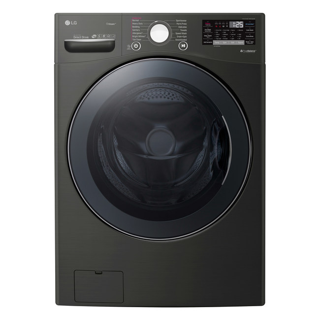 Choose from a range of LG washing machines with advanced cleaning and fabric sanitization features designed to help protect families – including washers that are CERTIFIED asthma and allergy friendly® by the Asthma and Allergy Foundation of America to eliminate virtually all allergens, dust mites and pet dander. Consumers also can save water and energy with LG ENERGY STAR® certified washer and dryers.