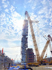 XCMG Machineries Completes Several World-Record Level Construction Projects