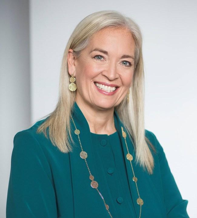 Geneviève Fortier (CNW Group/Lassonde Industries Inc.)