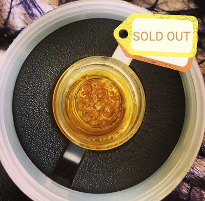 Stigma Grow's products have been selling out in stores across Canada since their release, like this Premium 5 Live Resin Caviar (CNW Group/CanadaBis Capital Inc.)