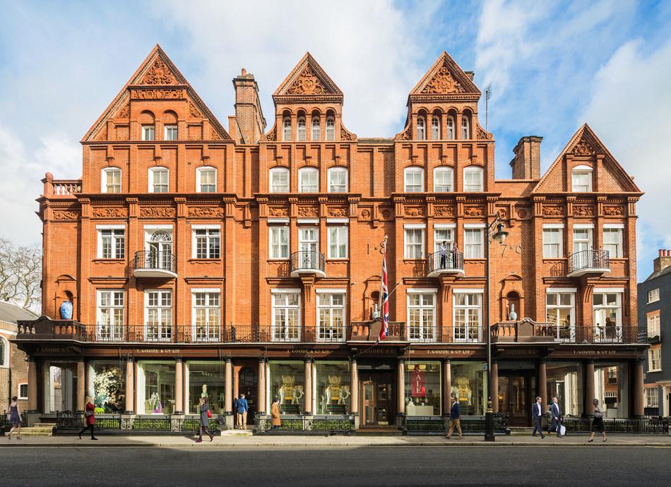 Thomas Goode London store