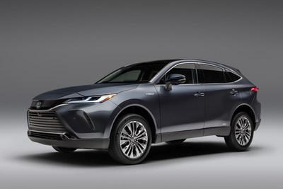 Toyota rompe la barrera de la monotonía con el nuevo Venza Crossover 2021