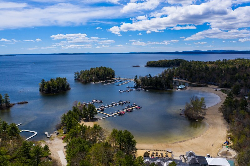 (PRNewsfoto/Point Sebago Resort)