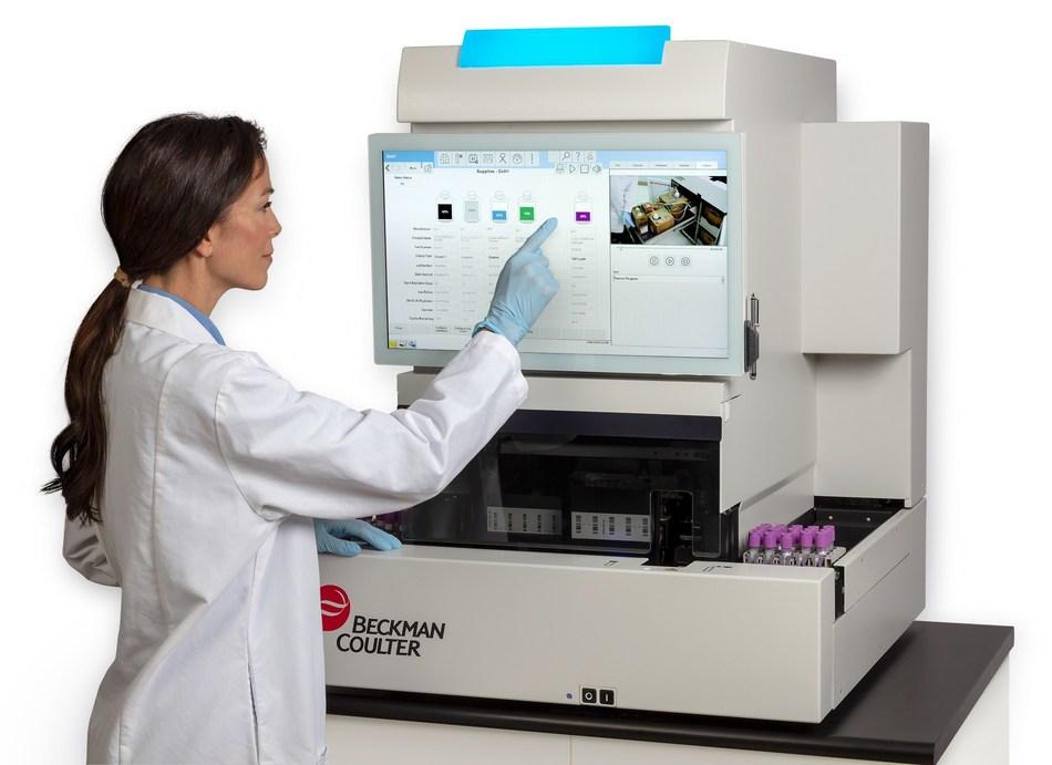 Beckman Coulter's DxH 690T Hematology Analyzer