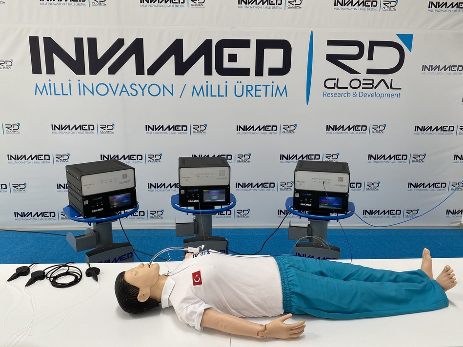 RD GLOBAL- INVAMED's Turkish Ray Treatment Method has been approved by the Turkish Ministry of Health for testing on patients in Turkey, in the fight against COVID-19.