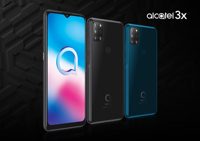 TCL Communication Launches Its Latest Smartphones Alcatel 3X and Alcatel 1SE