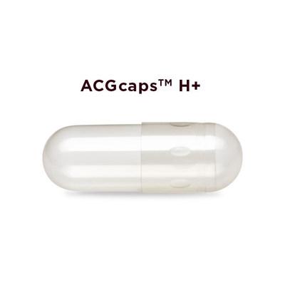 ACGcaps H+ capsule
