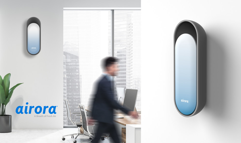 Airora Professional in an office setting (PRNewsfoto/PA Consulting)