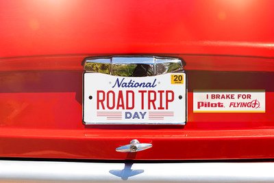 National Road Trip Day is celebrated every year on the Friday before Memorial Day as the official kick off to summer road trip season.