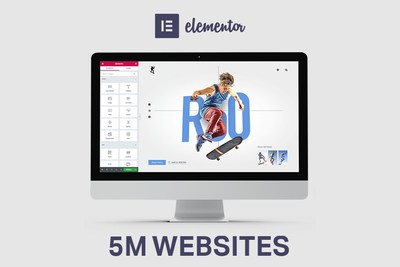Elementor Drives the Growth of WordPress as 7% of All WordPress Sites Are Now Built with the Platform