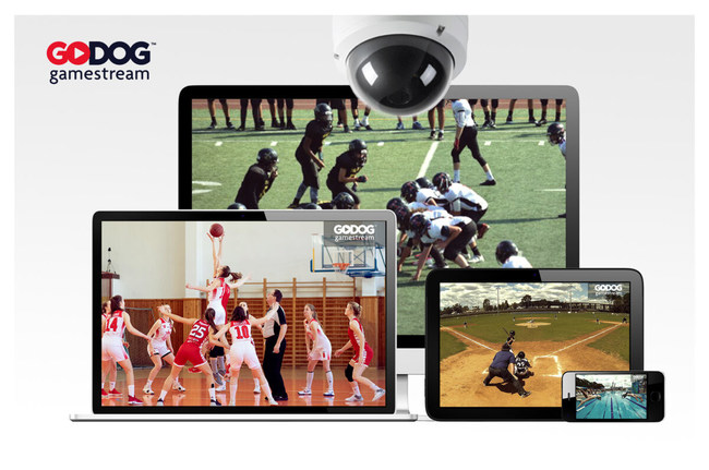 GoDog GameStream | Live Streaming From Fields to Families