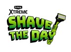 """Schick® Xtreme® Launches """"Shave The Day"""" Mobile Game That Helps You Raise Money For The St. Baldrick's Foundation"""