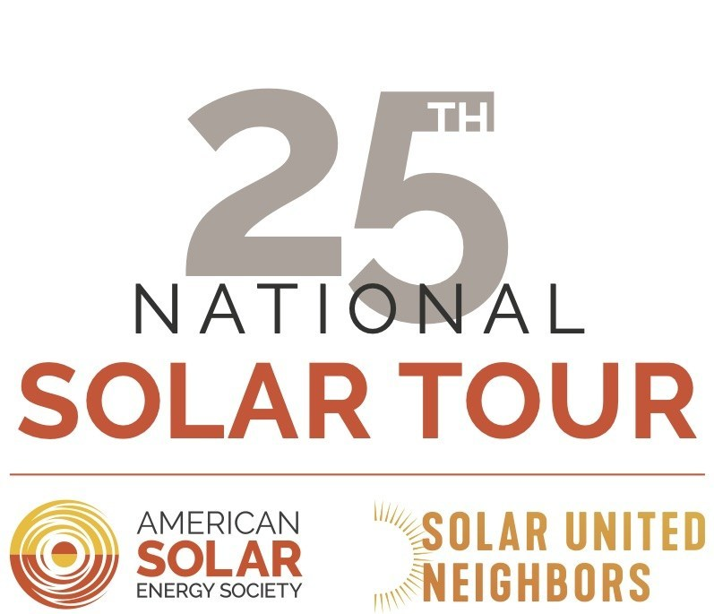 Join the 25th year of the National Solar Tour by signing up to host at nationalsolartour.org/host!
