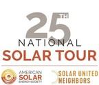 National Solar Tour Coming Soon to a Neighborhood Near You