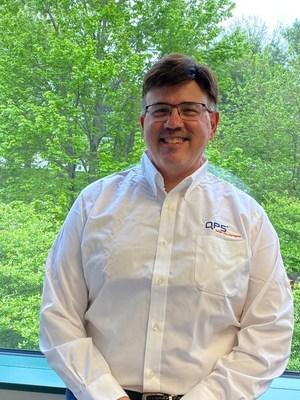 Larry Mallis, titular de doctorado, director de Bioanálisis y líder del recién fusionado equipo de cuantificación de cromatografía de líquidos–espectrometría de masas (LC-MS) para productos bioterapéuticos y biomarcadores de Newark, Delaware.