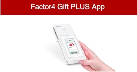 Gift PLUS App