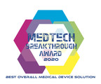 Accuray Synchrony® Real-time Adaptive Technology for the Radixact® System Wins 2020 MedTech Breakthrough Award