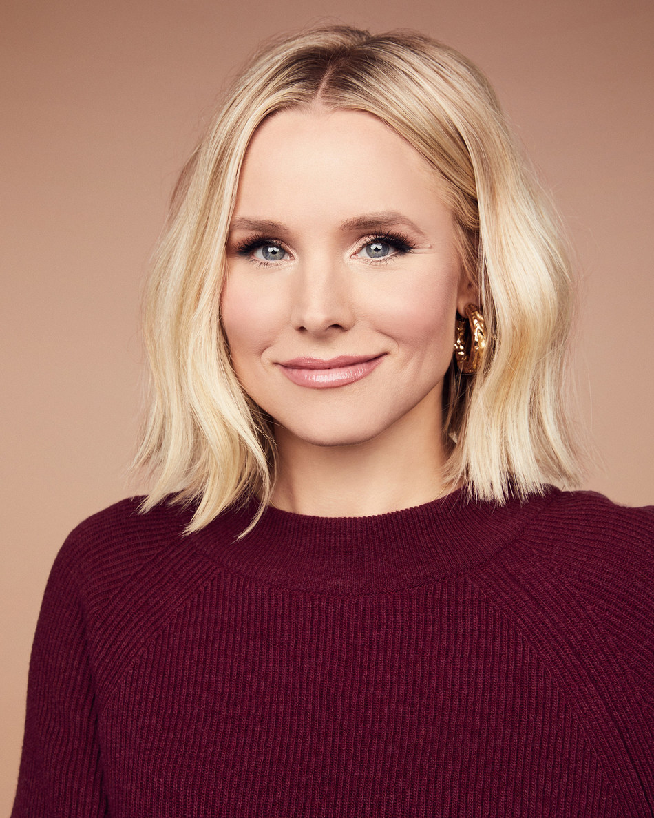Kristen Bell; Photo courtesy of Ricky Middlesworth