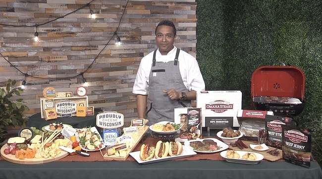 Bravo Celebrity Chef Chris Scott shares Tips on Memorial Day Entertaining During These Specific Times