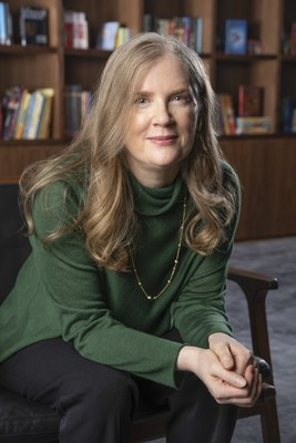 Author Suzanne Collins; Photo Credit: Todd Plitt for Scholastic