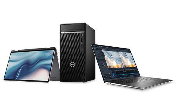 Dell Technologies unveiled the world's most intelligent and secure business PCs across its award-winning Latitude, Precision and OptiPlex portfolios to make work more efficient and safe — no matter the location.