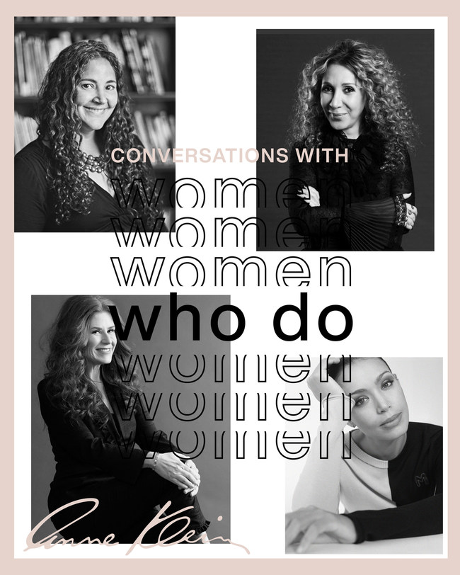 Iconic women's fashion brand Anne Klein has tapped the namesake designer's granddaughter Jesse Gre Rubinstein to spearhead the upcoming launch of Anne Klein's new social series titled, WOMEN WHO DO, featuring innovative thinking women who are notably making a difference.