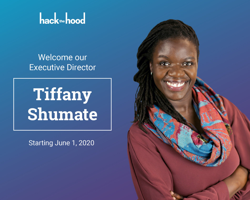 Hack the Hood welcomes Tiffany Shumate as new Executive Director