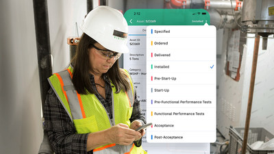 The BIM 360 Assets module enables construction teams to track and manage project assets through the entire building lifecycle - from design through handover - from one centralized location.