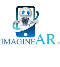 New Logo- ImagineAR Product (CNW Group/ImagineAR)