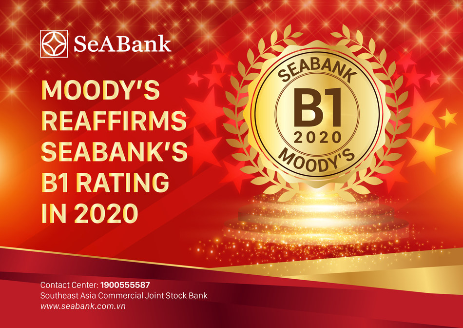 This result reflects the SeABank's financial capacity, good risk management and long-term development opportunities.