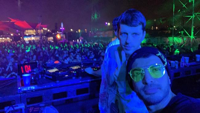 MILAD JT with DJ Dixon